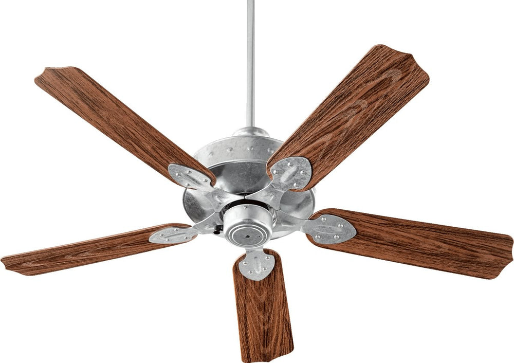 Hudson Patio Ceiling Fan Galvanized