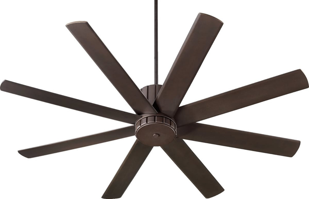"60""W Proxima 8 Blades Ceiling Fan Oiled Bronze"