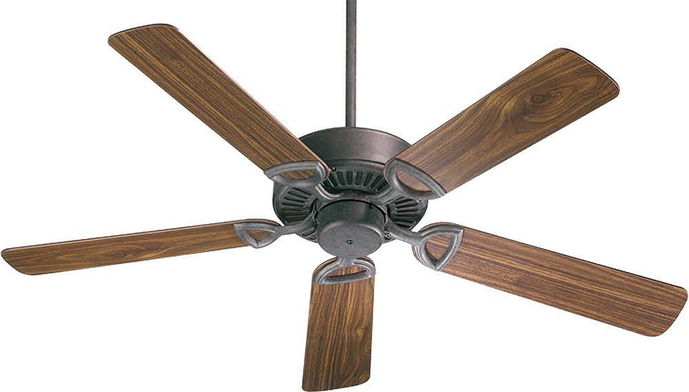 "52""W Estate 5-Blade Ceiling Fan Toasted Sienna"