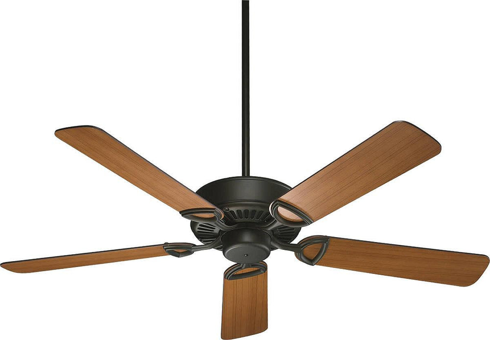 "52""W Estate 5-Blade Ceiling Fan Oiled Bronze"