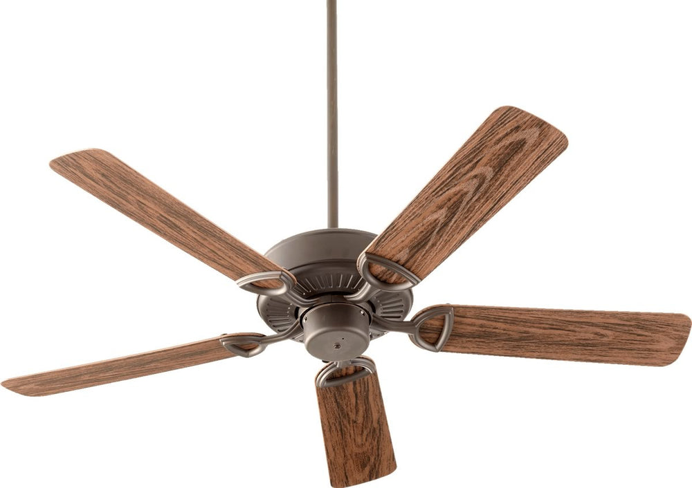 "52""W Estate Patio Ceiling Fan Oiled Bronze"