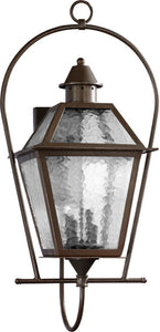 Quorum French Quarter 4-Light Outdoor Wall Lantern Oiled Bronze 7919486
