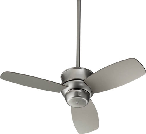 Quorum Gusto -Light Ceiling Fan Satin Nickel 3232365