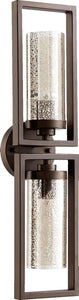 Julian 2-Light Wall Sconce Oiled Bronze