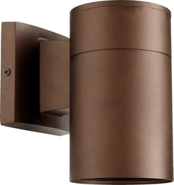 1-Light Outdoor Oiled Bronze