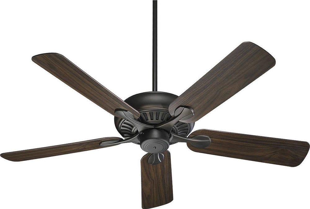"52""W Pinnacle 5-Blade Ceiling Fan Oiled Bronze"