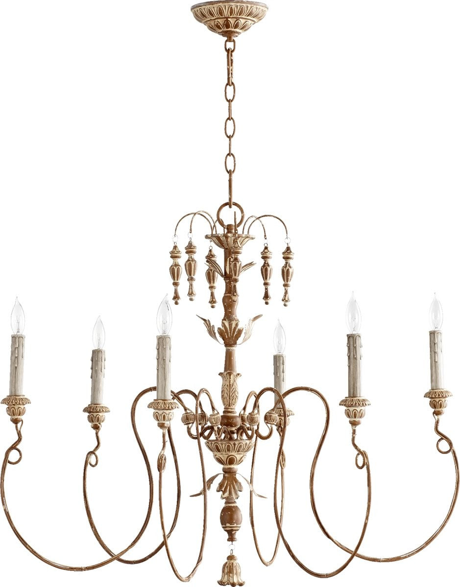 Buyers guide foyer chandelier 5 important things lampsusa 32w salento 6 light chandelier french umber arubaitofo Images