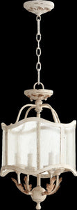Quorum Salento 4-Light Pendant Persian White 2906-13-70