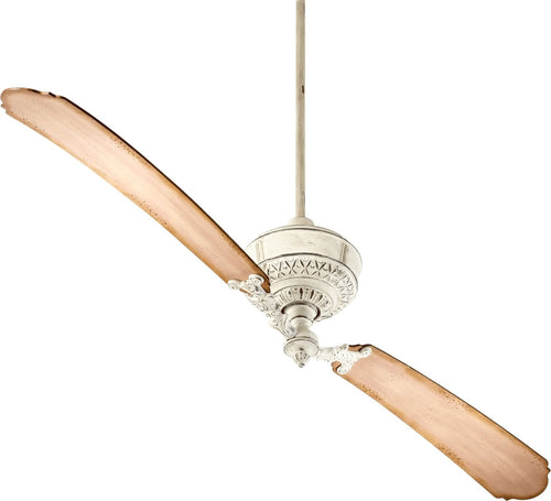 Quorum Turner Ceiling Fan Persian White 2868270