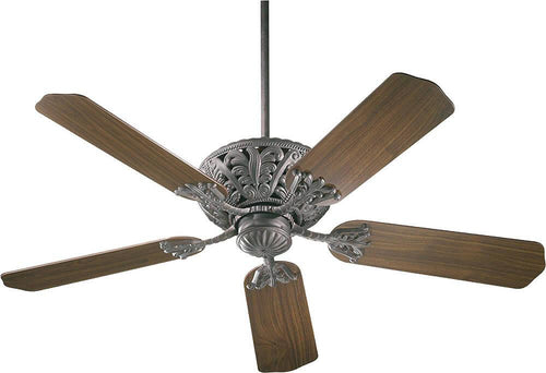 Quorum Windsor 52 5-Blade Ceiling Fan Toasted Sienna 8552544