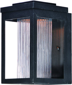 Maxim Salon LED 1-Light Outdoor Wall 55902CRBK