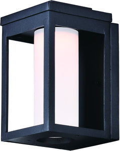 Maxim Salon LED 1-Light Outdoor Wall 55902SWBK