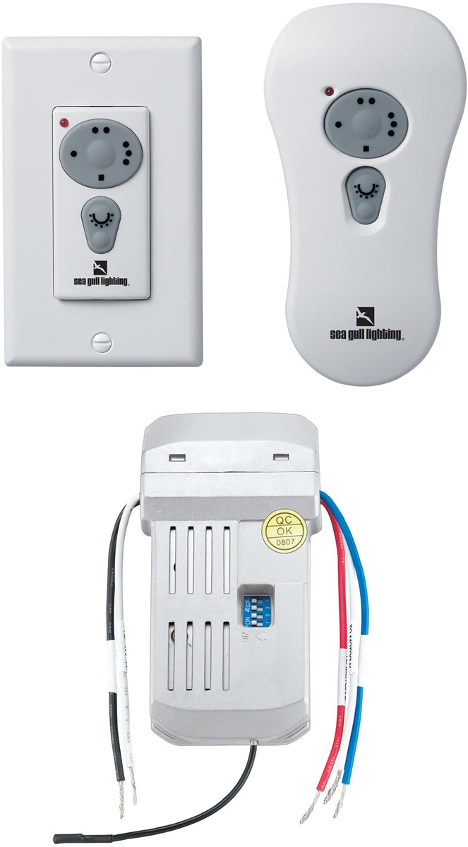 Ceiling Fan Remote White