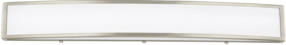 "37""W Colusa 1-Light ADA LED Bath Vanity Brushed Nickel"