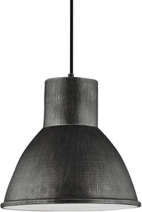Sea Gull Lighting Division Street 1-Light Pendant Stardust