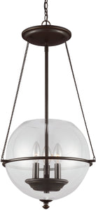 Havenwood 3-Light Pendant Autumn Bronze