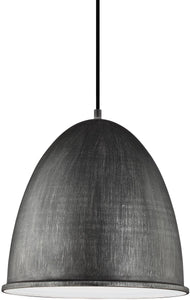 Sea Gull Lighting Hudson Street 1-Light Pendant Stardust