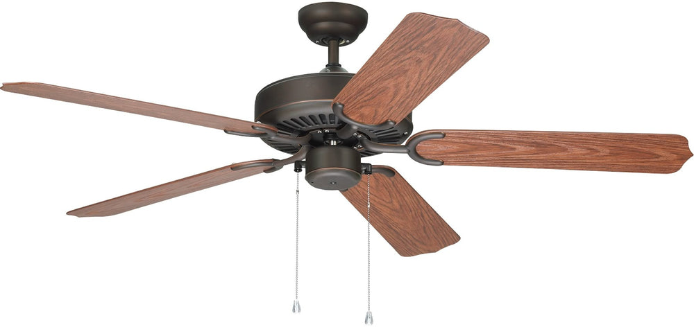 Panorama Energy Star Outdoor Ceiling Fan Roman Bronze
