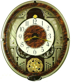 Musical Clocks Wake Up with a Lighthearted Melody LampsUSA