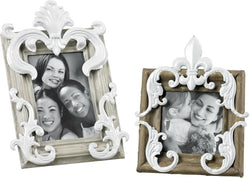 Sterling Picture Frame Grey/Caramel/White 5110063