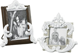 Sterling Picture Frame Richland Grey/Bronze With White 5110064