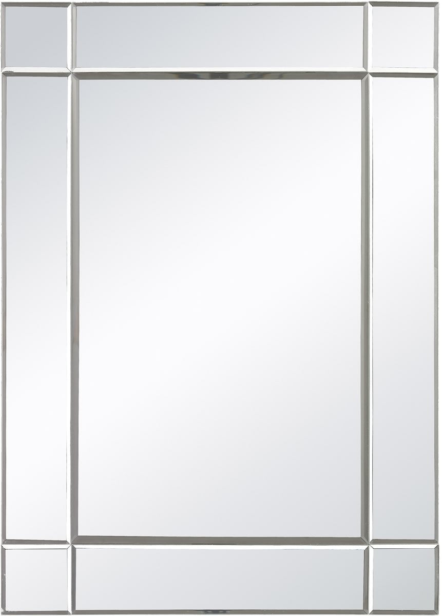 "20x28"" Clear Mirror Rectangle Clear"