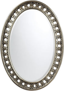Sterling Sumner Mirror Antique Silver DM2017