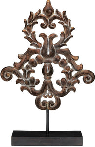 Sterling Salzberg Finial Brown 872625