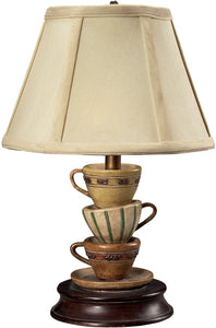 "13""h 1-Light Mini Lamp Jai"