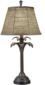 3-Way Table Lamp Bombay Bronze