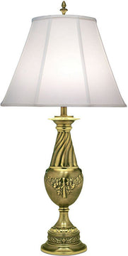 "37""H 3-Way Table Lamp Florentine"