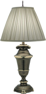 3-Way Table Lamp Roman Bronze