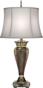 Stiffel Lamps 3-Way Table Lamp Roman Bronze TLN8704RB