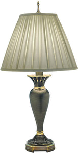 Stiffel Lamps 3-Way Table Lamp Roman Bronze TLN8705RB