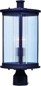 Maxim Terrace 1-Light Outdoor Wall 3250CRBZ