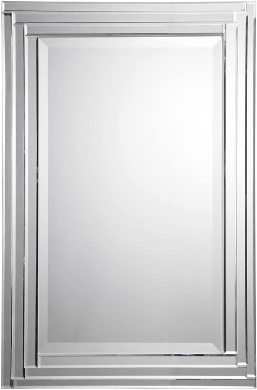 "34x22"" Alanna Mirror Beveled"