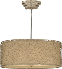 Uttermost Brandon Silver Nickel Plated 21154