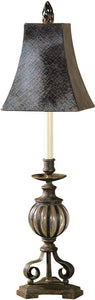 "35""h Galeana Table Lamp Antique Bronze"