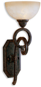 Uttermost Legato Wall Sconce Wrought Iron 22430