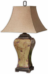 Uttermost Porano 1-Light Table Lamp Porcelain 26882
