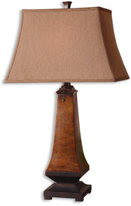 Uttermost Caldaro 1-Light Table Lamp Oil Rubbed Bronze 26254