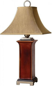 Uttermost Solano 1-Light Table Lamp 26529