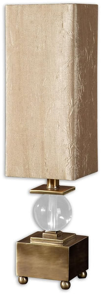 Uttermost Ilaria 1-Light Table Lamp Coffee Bronze 294911