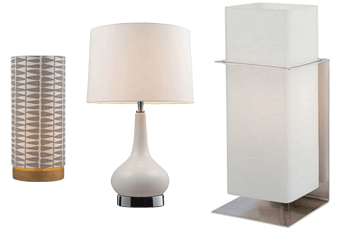 Buyer's Guides - Accent Lamps Buyer's Guide