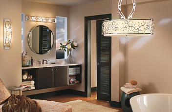Buyer's Guides - How to Buy a Bathroom Light Fixture