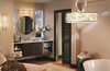 How-To's & Tips - How to Buy a Bathroom Light Fixture
