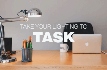 Buyer's Guides - Task Lighting Buyer's Guide