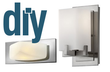 How-To's & Tips - Installing a Bath Light Fixture