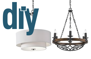 How-To's & Tips - How to Install a Chandelier