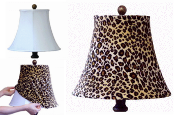 How-To's & Tips - How to Recover a Lampshade